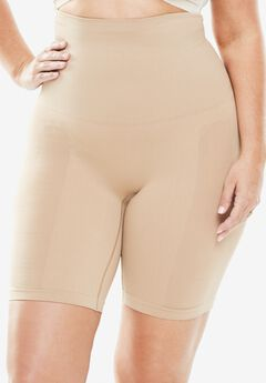 Seamless Thigh Slimmer , NUDE