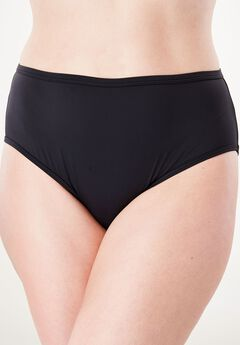 High-Cut Microfiber Brief by Comfort Choice®,