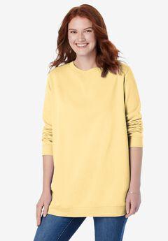 Fleece Sweatshirt,