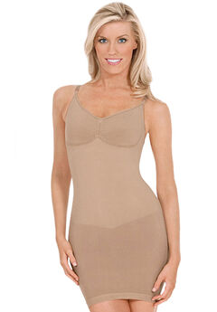Léger Ultra Light Cami Dress Shaper by Julie France, NUDE, hi-res