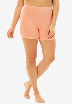 3-Pack Cotton Boyshort by Comfort Choice®, PASTEL PACK, hi-res