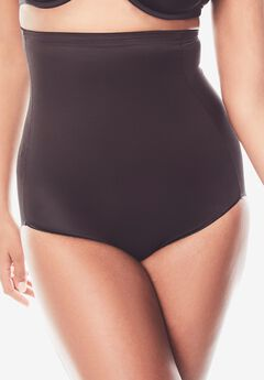 Comfortable Firm High-Waist Brief,