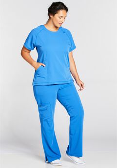 Jockey Scrubs Women's Comfort Crew Top,