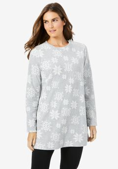 Sherpa Sweatshirt,