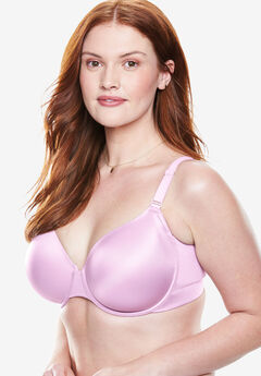 Everyday Embrace Side-Smoothing Bra by Comfort Choice®, ORCHID PINK