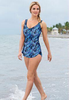 Sarong Swimsuit ,