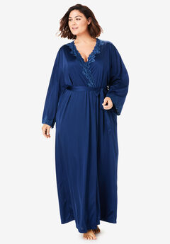 Plus Size Robes For Women Roaman S