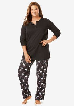 2-Piece PJ Set by Only Necessities®,