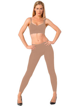 Legging shaper girdle by Julie France®, NUDE, hi-res