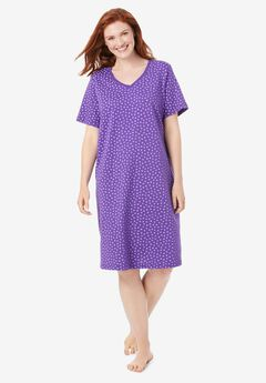 Print Sleepshirt by Dreams & Co.®,