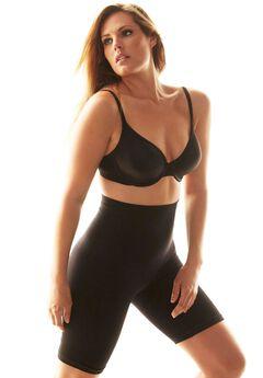 Seamless Long-Leg Shaper by Secret Solutions® Curvewear,