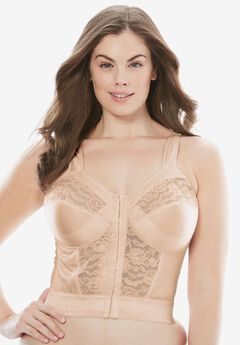 Easy Enhancer® Longline Posture Bra by Comfort Choice®,