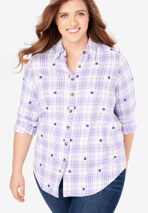 ea1c6b9ffe0 Classic Flannel Shirt