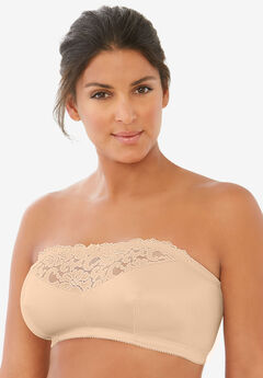 Strapless Bra by Glamorise®, BLUSH