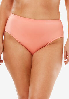 Comfort Choice® Smoothing High-cut Brief 3-Pack,