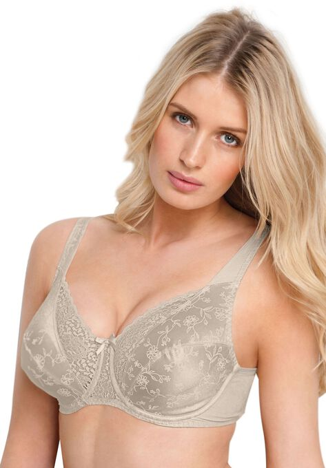 8854507fd3908 Floral signatures underwire bra by Playtex Secrets®