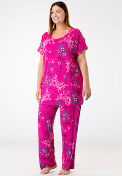 73708b311a98 Women s Plus Size Pajama Sets