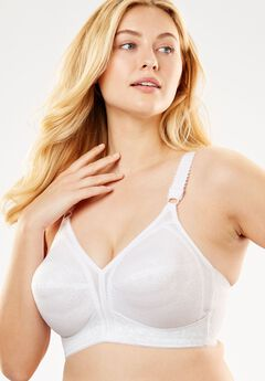 Playtex® 18 Hour Sensational Support Wireless Bra #20/27, WHITE