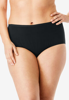 3-Pack Cotton Full-Cut Brief by Comfort Choice®,
