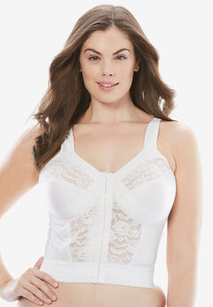 Easy Enhancer® Wireless Longline Posture Bra ,
