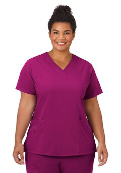 Jockey Scrubs Women's Favorite V-Neck Top,