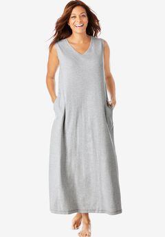 Trapeze V-Neck Lounger by Dreams & Co®,