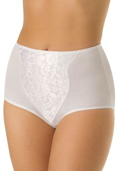 Double support light control brief 2 pack by Bali®,