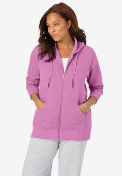 Better Fleece Zip-Front Hoodie,