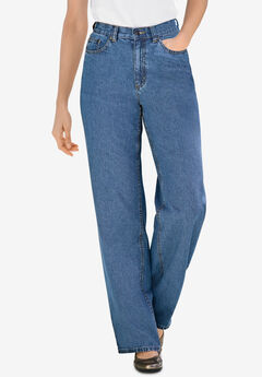 Relaxed-Fit 5-Pocket Jeans,