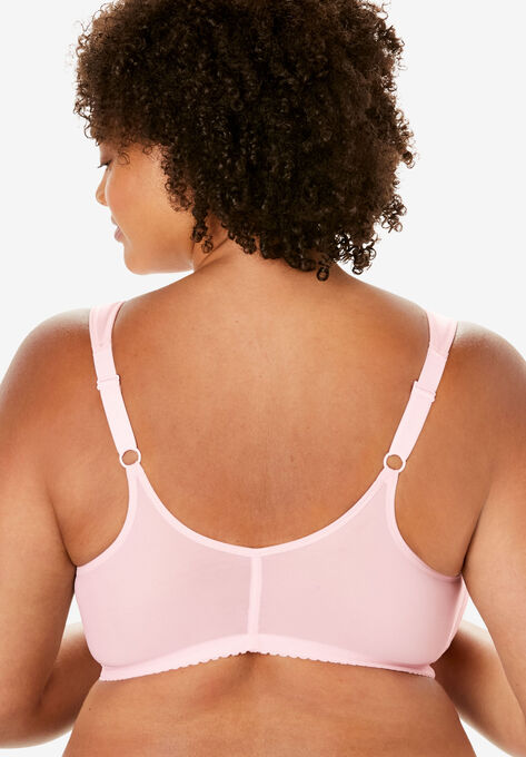489ff22ba Easy Enhancer® Front-Close Wireless Bra by Comfort Choice®