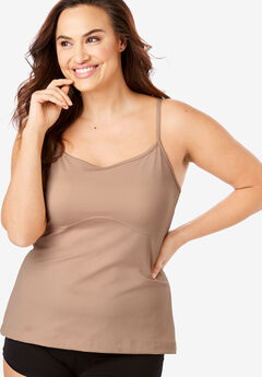 Smoothing Tank by Comfort Choice®, NUDE