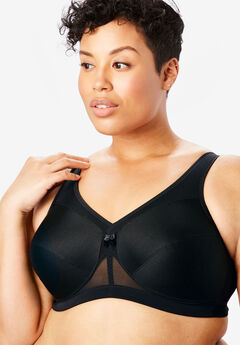 Bra Magic Lift 174 Soft Cup With Shoulder Comfort By