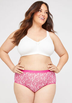 Cotton Full Brief Panty,