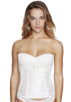 Dominique™ Lace Longline Bra,