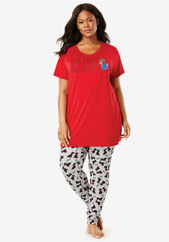 Soft PJ Tunic Tee by Dreams & Co.®,