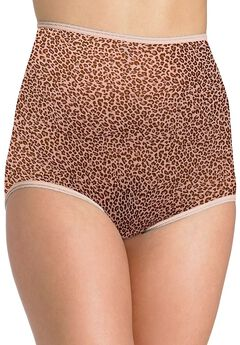 Shaping stretch brief by Bali®, SEXY ANIMAL PRINT