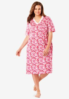 Print Sleepshirt by Dreams & Co®,