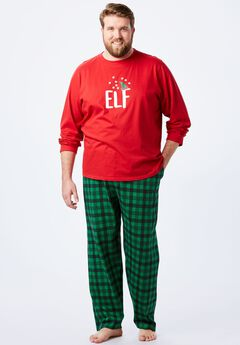 The Family Festive PJ Set for Him by Dreams & Co.®, , hi-res