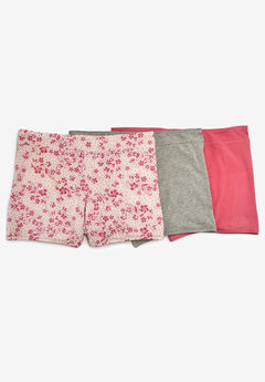 3-Pack Boyshorts by Comfort Choice®,