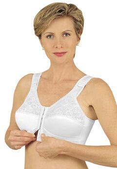 Front Hook Mastectomy Comfort Plus Bra,