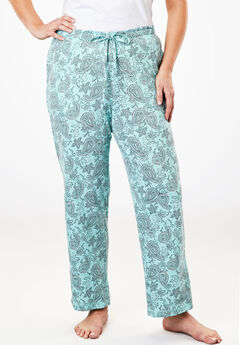 Knit Sleep Pants by Dreams & Co.®,
