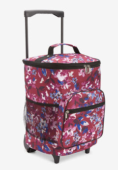 Floral On-the-Go Trolley,