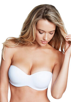 Dominique™ Oceane Strapless Bra, WHITE