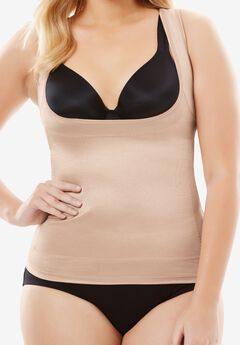 Wear-Your-Own-Bra Tank , NUDE