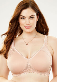 Wireless Secret Shaping bra by Comfort Choice®, ROSE NUDE, hi-res