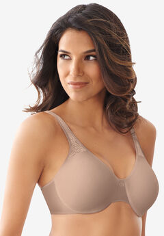 Bali® Best Seller Passion for Comfort Seamless Minimizer     Underwire Bra, TOFFEE
