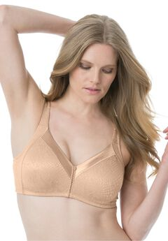 Double Support Minimizer Bra by Bali ,
