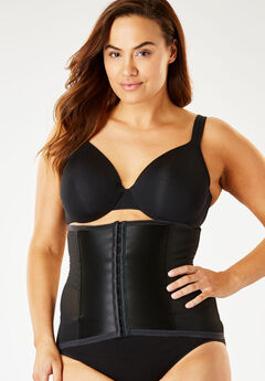 Waist Shaper by Rago®, BLACK, hi-res