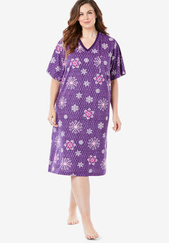 Print Sleepshirt by Dreams & Co.®,