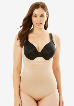 Body Shaper by Secret Solutions® Curvewear, NUDE, hi-res
